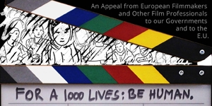 for a 1000 lives Logo