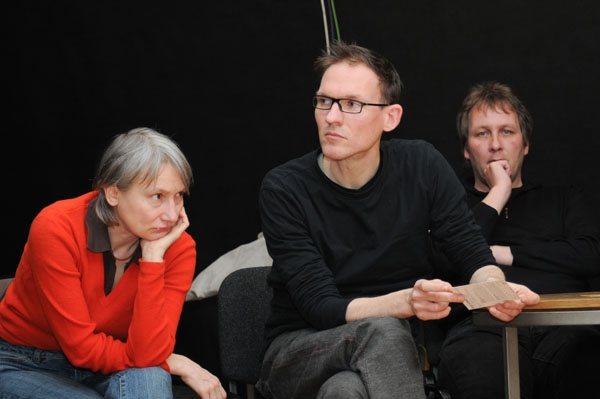 Gabriele Mathes, Christian Neubacher, Karl Benedikter