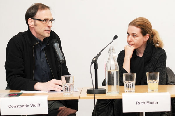 Constantin Wulff, Ruth Mader
