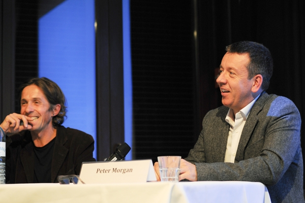 Robert Buchschwenter, Peter Morgan